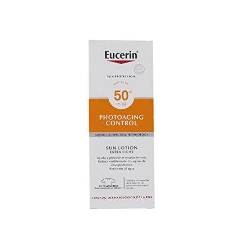 150 Ml Sun Care (Eucerin Photoaging Control Sun Lotion Extra Light Spf50+ 150ml)