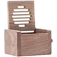 Carillon manovella in legno di qualità con la melodia * City of Stars * del film La La Land. Un regalo ideale per i fan del film. Regalo per Natale