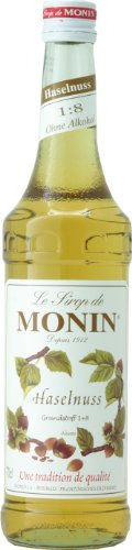 Monin Haselnuss, 3er Pack (3 x 700 ml)