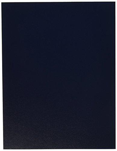 Swingline GBC Regency Premium Präsentations-Abdeckung, runde Ecken 200 Pieces navy - Regency Bürobedarf