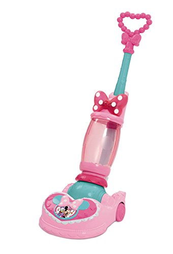 IMC Toys- Minnie Mouse Juguete Aspirador, Color Rosa...
