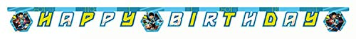 2M Miles From Tomorrowland Cumpleaños Banner