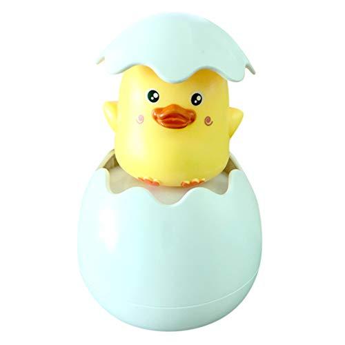 Happy Event Sprühen Sie Ente   Eier bestreuen   Baby Kinder Badezimmer Bad Wasser Spielzeug   Small Yellow Duck Bath Toy (A) -