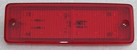 bajato: LED Nebelschlussleuchte/Mehrzweck-Lampe rot Traktor Trailer 24V-12000206 (Geschlossenen Trailer)