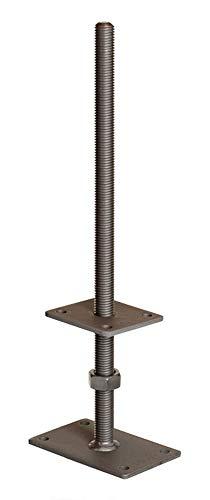 Pitzl Pfostenträger - Gewindestangen, Gewinde M24 (mm) 500