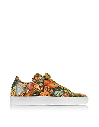 cesare-paciotti-mens-p51809svt-multicolor-leather-sneakers