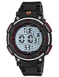 Radiant Reloj Hombre de Digital con Correa en Caucho BA02601 784cfa8835e