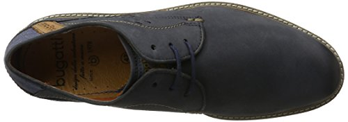 bugatti Herren 311259021500 Derby Blau (dark blue 4100)