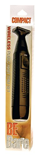 "Seven Creations ""BE CARE"" Schamhaar-Trimmer Set"