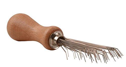 Solida peine y cepillo limpiador 3 pack (3 x 1 pieza)