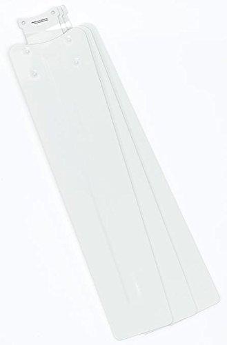 + Westinghouse Lighting, Ventilatore a soffitto Industrial, interruttore a parete, ciclo estate/inverno, Bianco, ø 142 cm 7226840 confronta il prezzo online