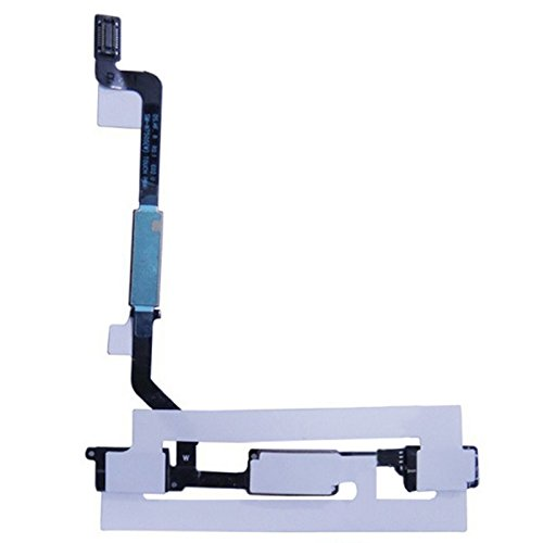 Ricambio Flex key sensore tasto home + back button per SAMSUNG GALAXY NOTE 3 NEO SM-N7505