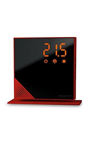 Momit Home Thermostat - Pod MHTR - Termostato inteligente para calefacción (unidad...