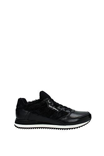 sneakers-dolcegabbana-homme-cuir-noir-cs1345al5838b956-noir-44eu