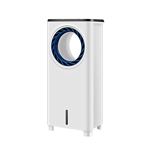 Tragbare Klimaanlage Verdunstungskühler, Befeuchtung/Reinigung/Kühlung 4-Stunden-Zeitsteuerung Stummschaltung Kleines klimatisiertes Schlafzimmer Kühlbereich 350 Quadratmeter, ft, 66 cm (66 Quadratmeter)