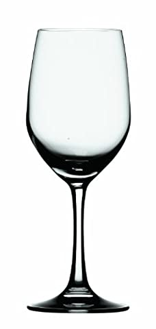 Spiegelau Vino Grande Small Wine Glasses, White, Set of