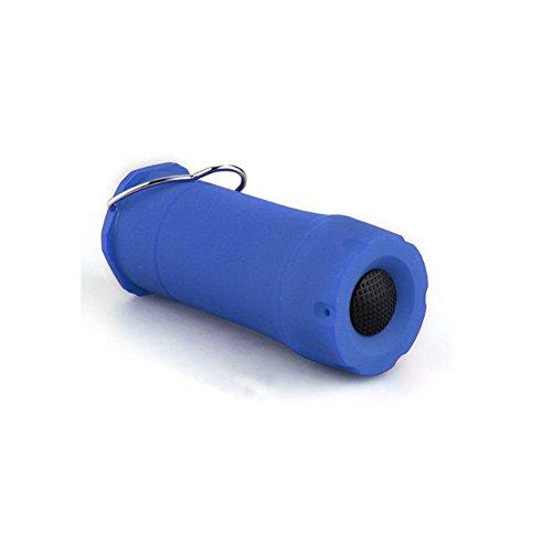 LED Camping Zelte Light Taschenlampe Camping Lichter können gestreckt werden, blau - Blau Tragbarer Grill