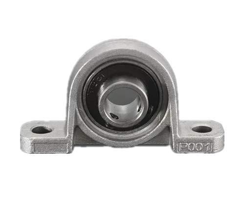 MYAMIA 8mm bis 35mm KP Serie Bohrung Durchmesser montiert Kugellager Zinklegierung Kissenblock Linearlager-KP001