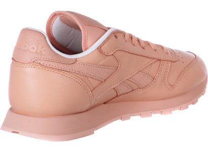 Reebok Cl Lthr Spirit, Unisexe Chaussures-adulte Rose (modesty / Blanc / Energie) (blanc)