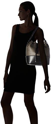 Tosca Blu - Bimaterial, Borse a spalla Donna Multicolore (Bronze)