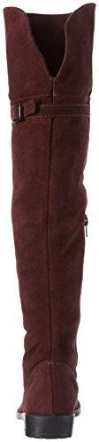 Tamaris 25811, Stivali sopra il ginocchio Donna Rosso (VINE 558)