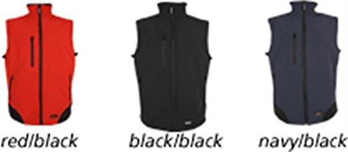 Softshell Bodywarmer Navy/Black