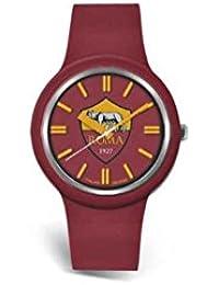 A.S. Roma – Reloj de pulsera Diámetro 42 mm Roma Rojo de cuarzo d134a1ffcdc0