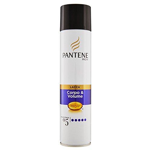 PANTENE Lacca corpo/volume 5 estrema - Laque