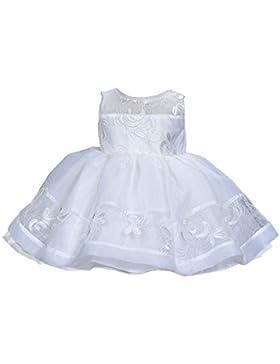 Babykleider LA TECH Baby Mädchen Kleid Prinzessin Hochzeit Taufkleid Blumenmädchen Festlich Kleid Kleinkind Festzug...