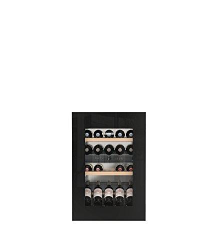 Liebherr ewtgb 1683eingebaut Kombi-Wein-33bottle (S) A–Weinkühler (eingebaut, grau, grau,...
