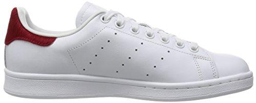 adidas Stan smith S75562, Turnschuhe Blanc