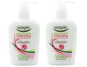 Simple Handwash Moisturising 250ml