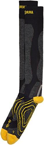 enforma-hombres-calcetines-de-esqui-vacuum-fisher-hombre-ski-vacuum-fisher-multicoloured-grey-black-