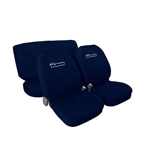 Lupex Shop 500_Bs Coprisedili, Blu Scuro