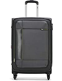 VIP Polyester Berry Softsided Cabin Luggage