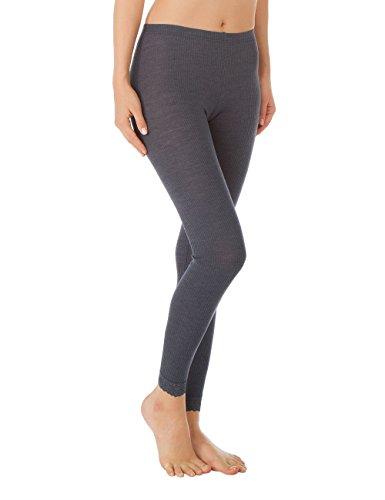 Calida Damen Legging Leggins Nastja, Grau (Periscope Grey 997), 36 (Herstellergröße: XS=36/38)