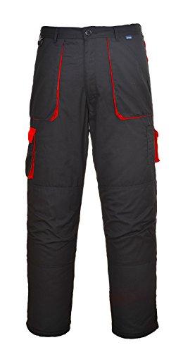 Portwest TX11-Pantaloni di contrasto, colore, taglia Small