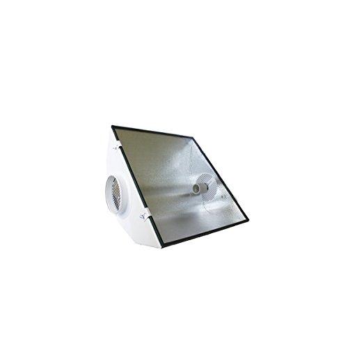 PRIMA KLIMA - REFLECTEUR SPUDNIK - 150 - Vitré et Ventilé - Ø150mm