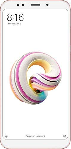 Renewed  Redmi Note 5  Rose Gold, 64  GB   4  GB RAM