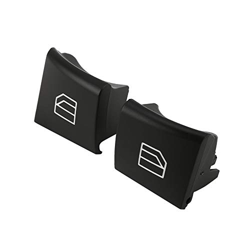 Preisvergleich Produktbild Car Electric Window Switch Button Cover Cap for Mercedes Benz ML GL R Class