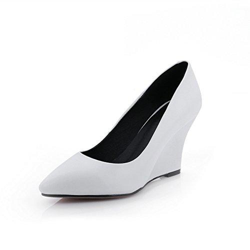 Balamasa, Chaussures À Talons Femme Blanche