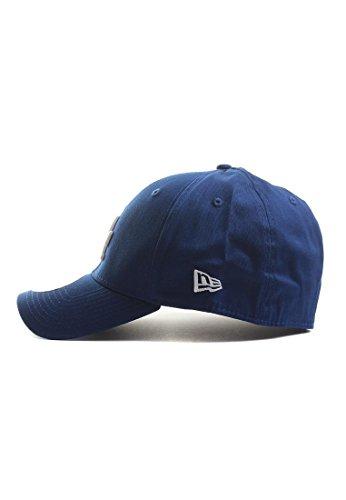 New Era Herren League Essential Baseball-Cap Royal White