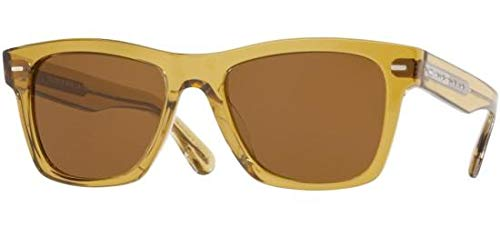 Oliver Peoples Sonnenbrillen OLIVER SUN OV 5393SU HONEY/BROWN Herrenbrillen