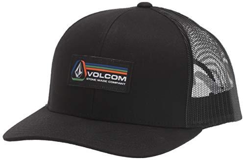 Imagen de volcom men's volhorizons six panel xfit hat