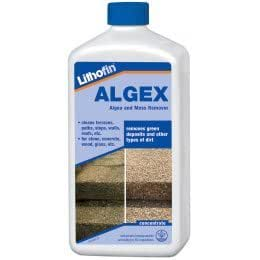 Lithofin ALGEX Algea and Moss remover 1L Chlorine and acid free