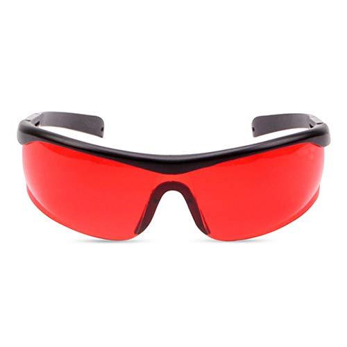 Schutzbrillen, Professionelle Laserschutzbrillen, Infrarotschutzbrillen, Rote Linse, Augenschutz, Schutzbrillen