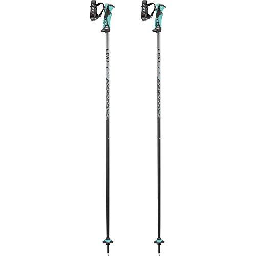 LEKI Damen Balance Skistock, Light Grey, 120 cm
