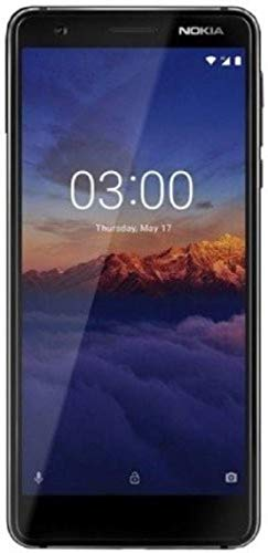 Nokia 3.1 (Black, 32GB)