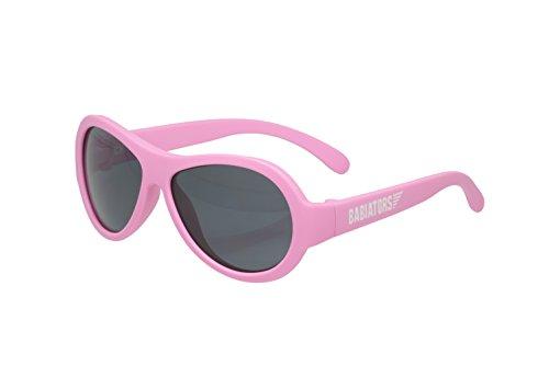 Babiators - UV-Sonnenbrille für Babys - Original Aviators - Rosa