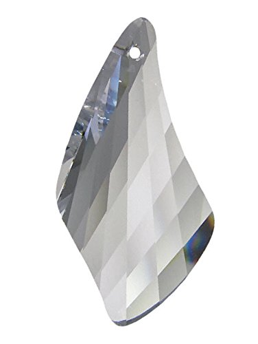 Swarovski® Crystal 'Bird Wing' 50 mm Clear